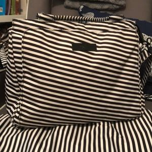 Jujube black magic diaper bag